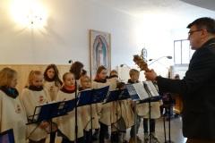 2017 Schola dziecięca Ziarenka